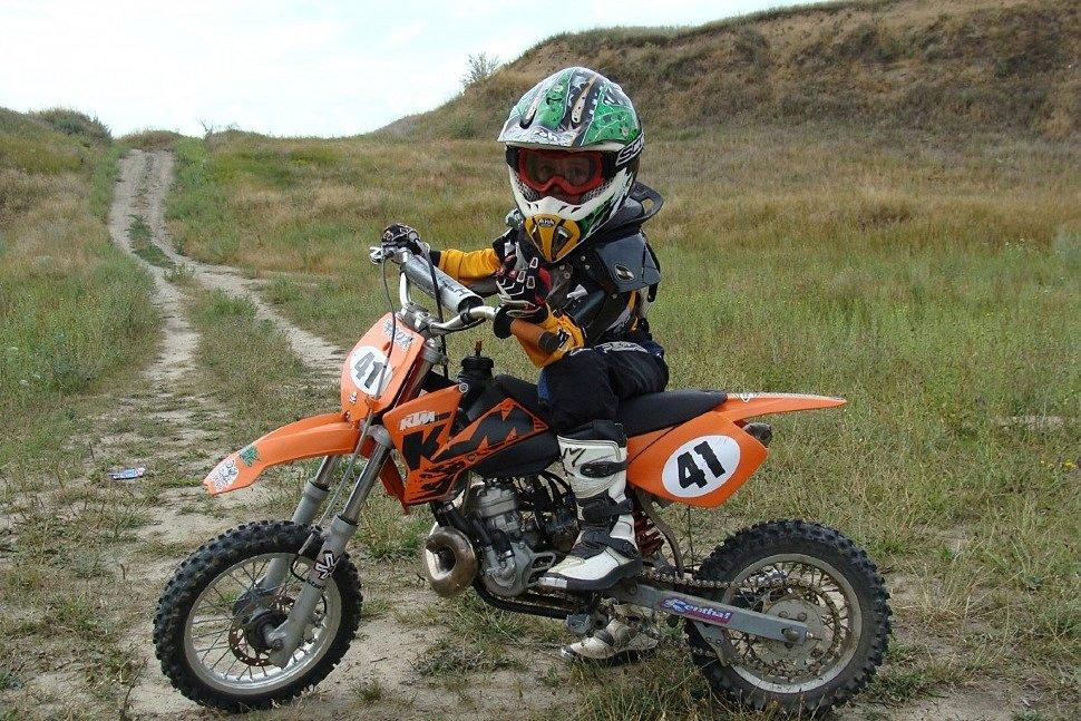Сколько стоит детский мотоцикл для мотокросса