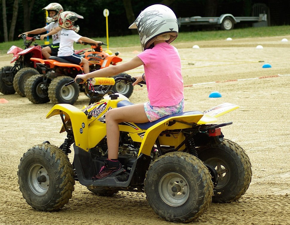 Детские бензиновые квадроциклы