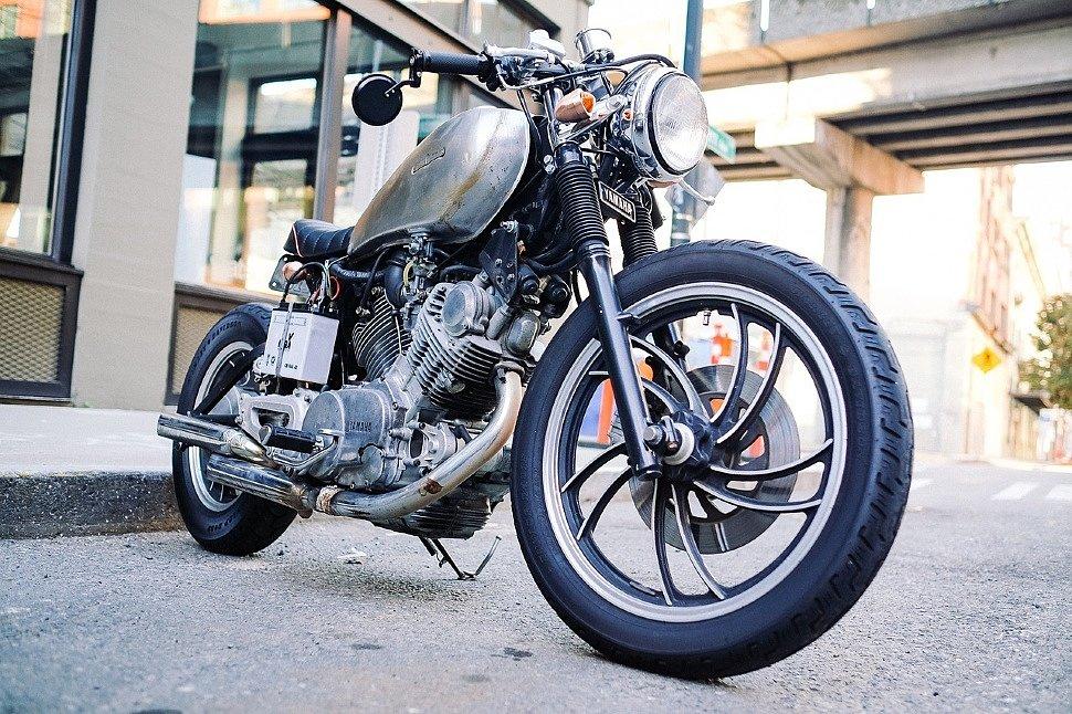 Ремонт и обслуживание мотоциклов в Москве