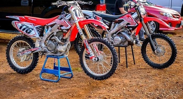 какой кроссовый мотоцикл лучше купить новичку