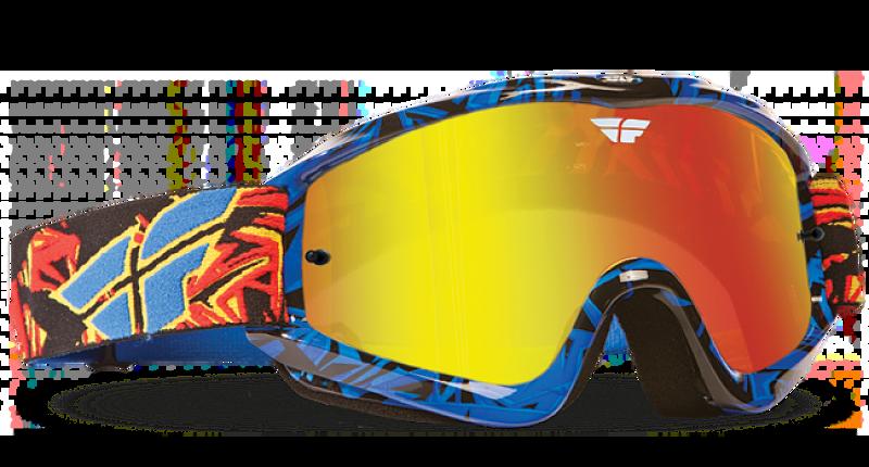Очки для мотокросса