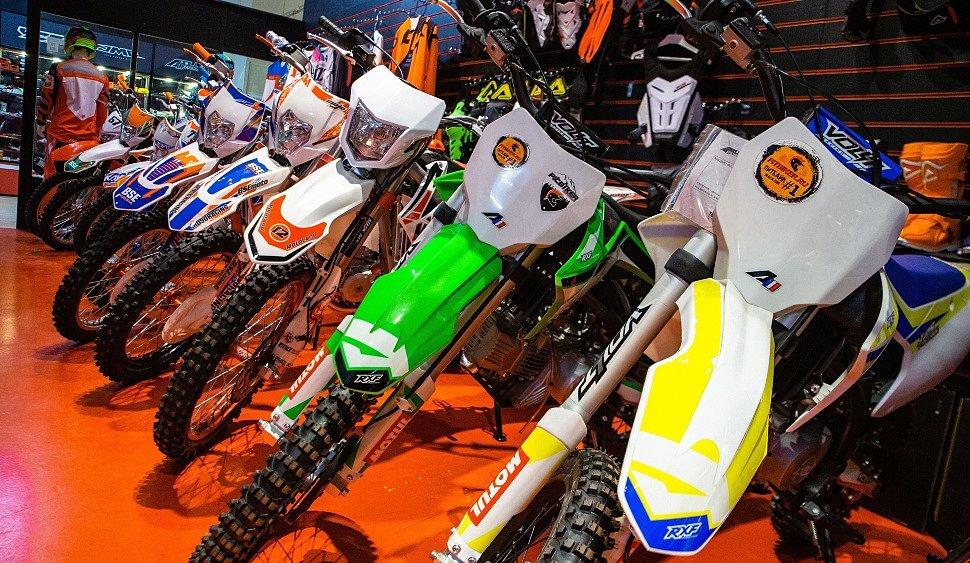 Где купить эндуро мотоцикл