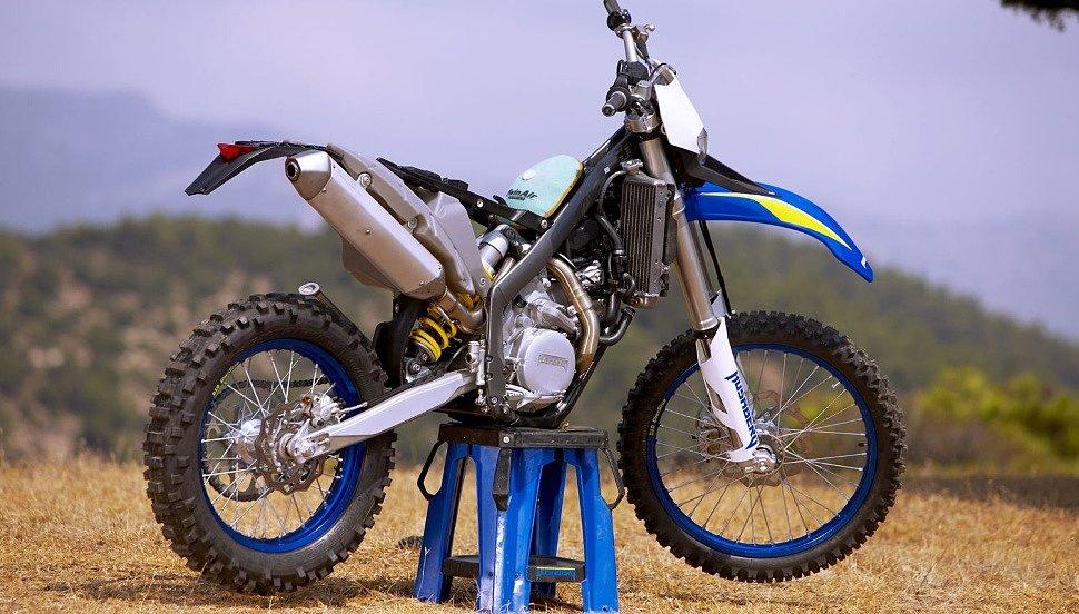 мотоцикл эндуро чем отличается