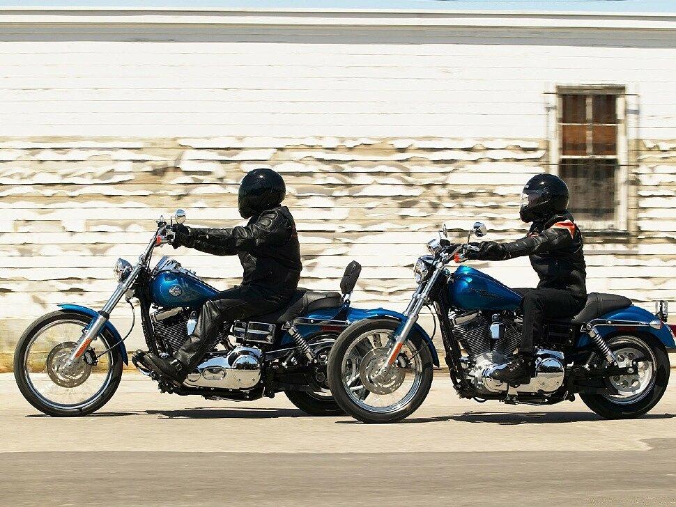 Правила движения на мотоцикле