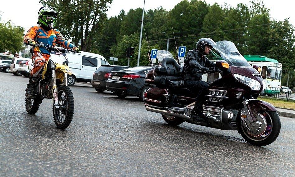 Что лучше питбайк или мотоцикл?