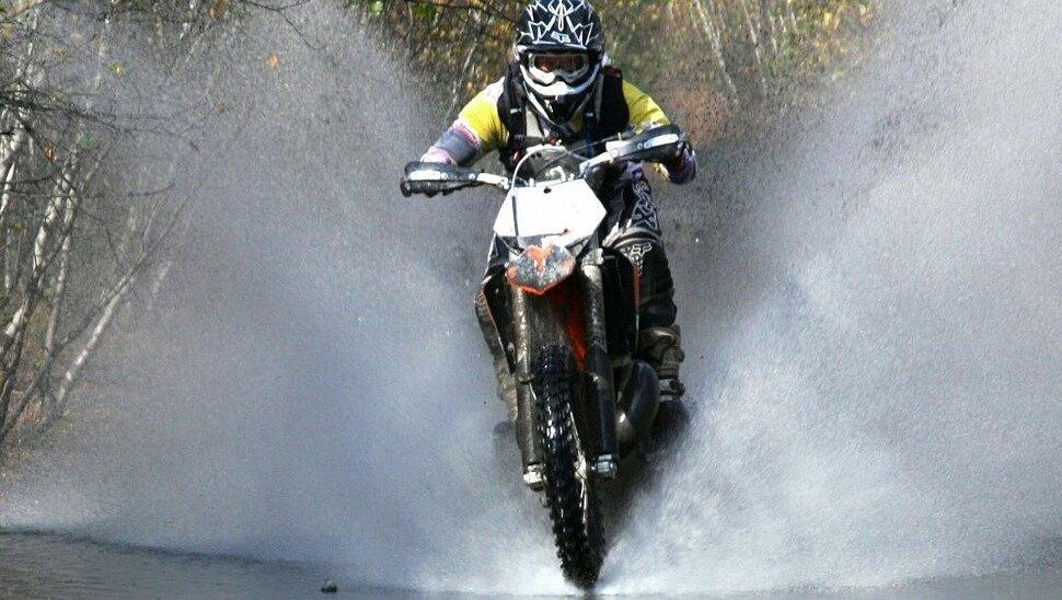 Штрафы за езду на мотоцикле