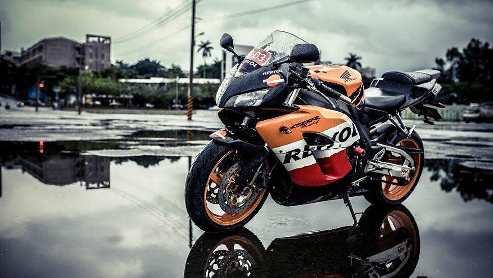 Покупка нового мотоцикла