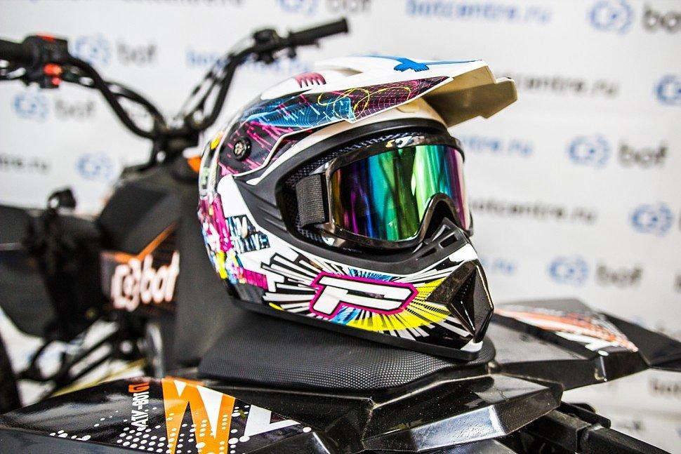 как выбрать шлем для мотокросса