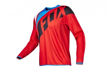 Мотоджерси Fox Flexair Seca Jersey Red L (17239-003-L)