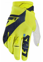 Мотоперчатки Shift Black Pro Glove Flow Yellow XXL (18767-130-2X)