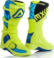 Мотоботы Acerbis X-TEAM YELLOW/BLUE 44