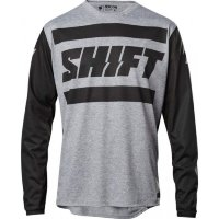Мотоджерси Shift Recon Drift Strike Jersey Light Grey XL (19391-097-XL)