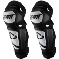 Наколенники Leatt Knee & Shin Guard EXT White L/XL (5014210052)