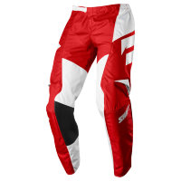 Мотоштаны Shift White Ninety Seven Pant Red W32 (19324-003-32)