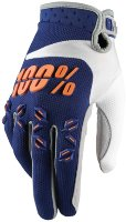 Мотоперчатки 100% Airmatic Glove Orange/Navy S (10004-036-10)