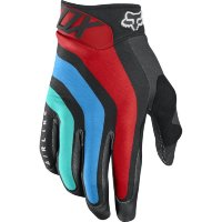 Мотоперчатки Fox Airline Seca Glove Grey/Red L (17288-037-L)