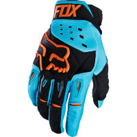 Мотоперчатки Fox Pawtector Race Glove Aqua M (12005-246-M)
