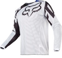 Мотоджерси Fox 180 Race Airline Jersey White M (18145-008-M)
