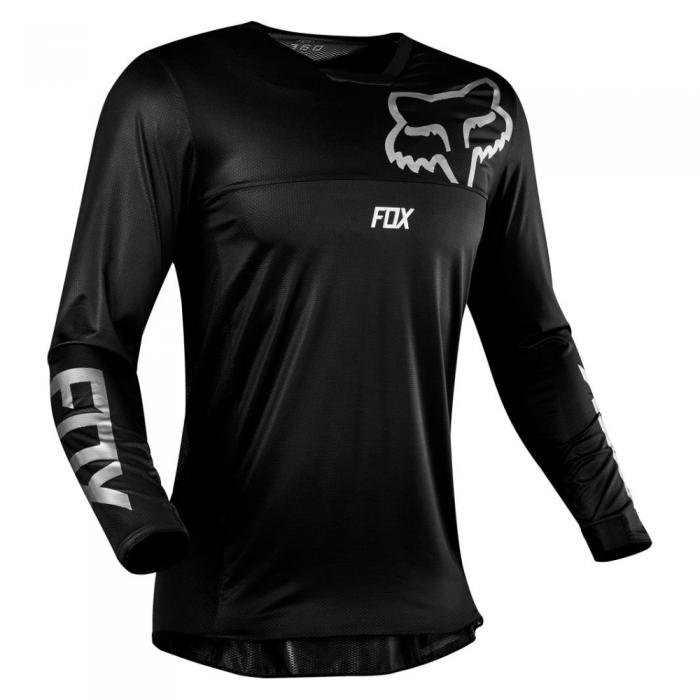 Мотоджерси Fox Airline Jersey Black XXL (19422-001-2X)