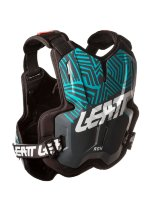 Защита панцирь Leatt Chest Protector 2.5 ROX Grey/Teal (5018100250)