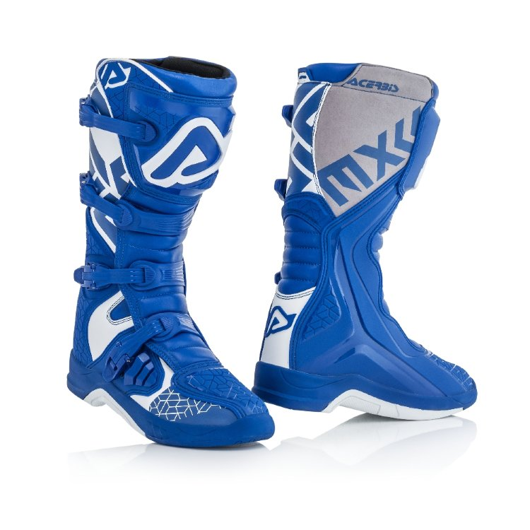 Мотоботы Acerbis X-TEAM BLUE/WHITE 43