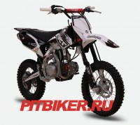 YCF BIGY 150 MX 17/14 Limited Edition