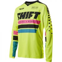 Мотоджерси Shift Recon Phoenix Jersey Flow Yellow M (17788-130-M)