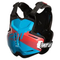 Защита панцирь Leatt Chest Protector 2.5 ROX Blue/Red (5018100150)