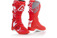 Мотоботы Acerbis X-TEAM RED/WHITE 43