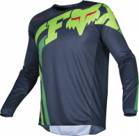 Мотоджерси FOX 180 Race Blue Green, XL