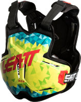 Защита панцирь Leatt Chest Protector 2.5 ROX Lime/Teal (5018100200)