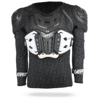 Защита панцирь Leatt Body Protector 5.5 Black S/M (160-172) (5015400100)