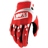 Мотоперчатки 100% Airmatic Glove Red/White S (10004-087-10)