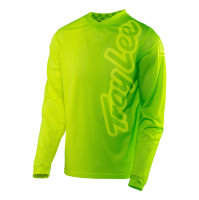 Футболка для мотокросса Troy Lee Air Racing Green, XXL