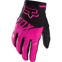 Мотоперчатки женские Fox Dirtpaw Womens Glove Black/Pink M (17299-285-M)
