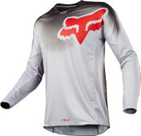 Мотоджерси Fox 360 Viza Jersey Grey XL (19420-006-XL)