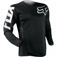 Мотоджерси Fox Blackout Jersey Black XL (12336-001-XL)