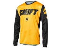Мотоджерси Shift White Ninety Seven Jersey Yellow L (19323-005-L)