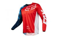 Мотоджерси Fox 180 Race Jersey Red S (17253-003-S)