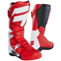 Мотоботы Shift White Label Boot Red 10 (19339-003-10)