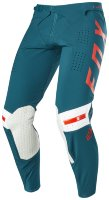 Мотоштаны Fox Flexair Seca Pant Grey/Red W30 (17240-037-30)
