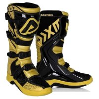 Мотоботы Acerbis X-TEAM GOLD/WHITE 40