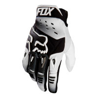 Мотоперчатки Fox Pawtector Race Glove White L (12005-008-L)