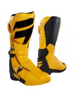 Мотоботы Shift White Label Boot Yellow 10 (19339-005-10)