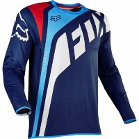 Мотоджерси Fox Flexair Seca Jersey Navy XL (17239-007-XL)