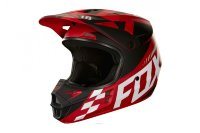 Мотошлем Fox V1 Sayak Helmet Red XS 53-54cm (19534-003-XS)