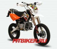 Racer RC125-PE Pitbike 17/14