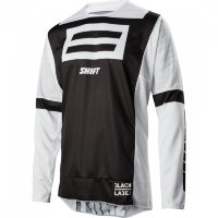 Мотоджерси Shift Black G.I.Fro 20th Anniversary Jersey Black M (20613-001-M)