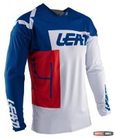 Мотоджерси Leatt GPX 4.5 Lite Jersey Royal M (5020001291)