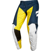 Мотоштаны Shift White Label GP LE Pant Navy/Yellow W34 (22498-046-34)